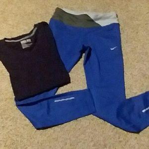 Small Nike 2 piece